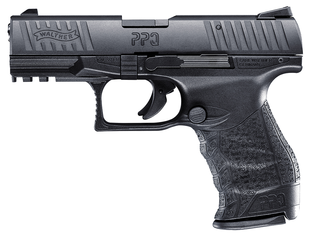 Walther Arms 5100300 PPQ M2  22 Long Rifle (LR) Single 4