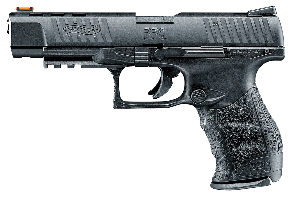 Walther Arms 5100302 PPQ M2  22 Long Rifle (LR) Single 5