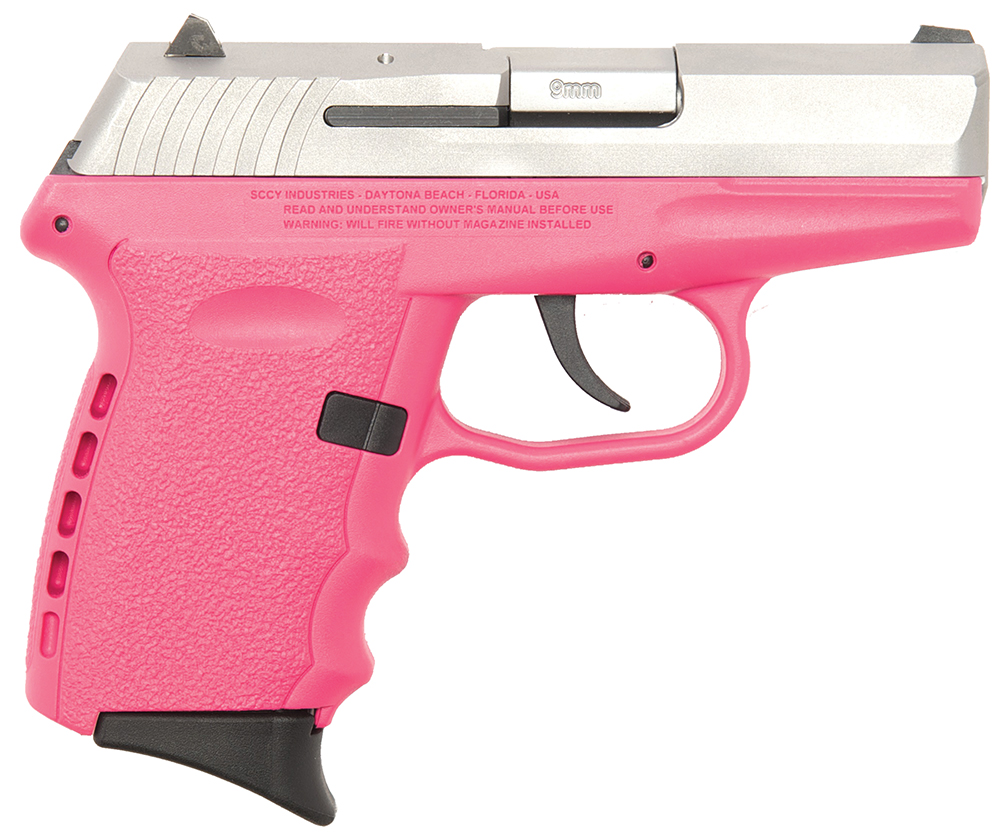SCCY Industries CPX2TTPK CPX-2 Two Tone  9mm Luger Double 3.1
