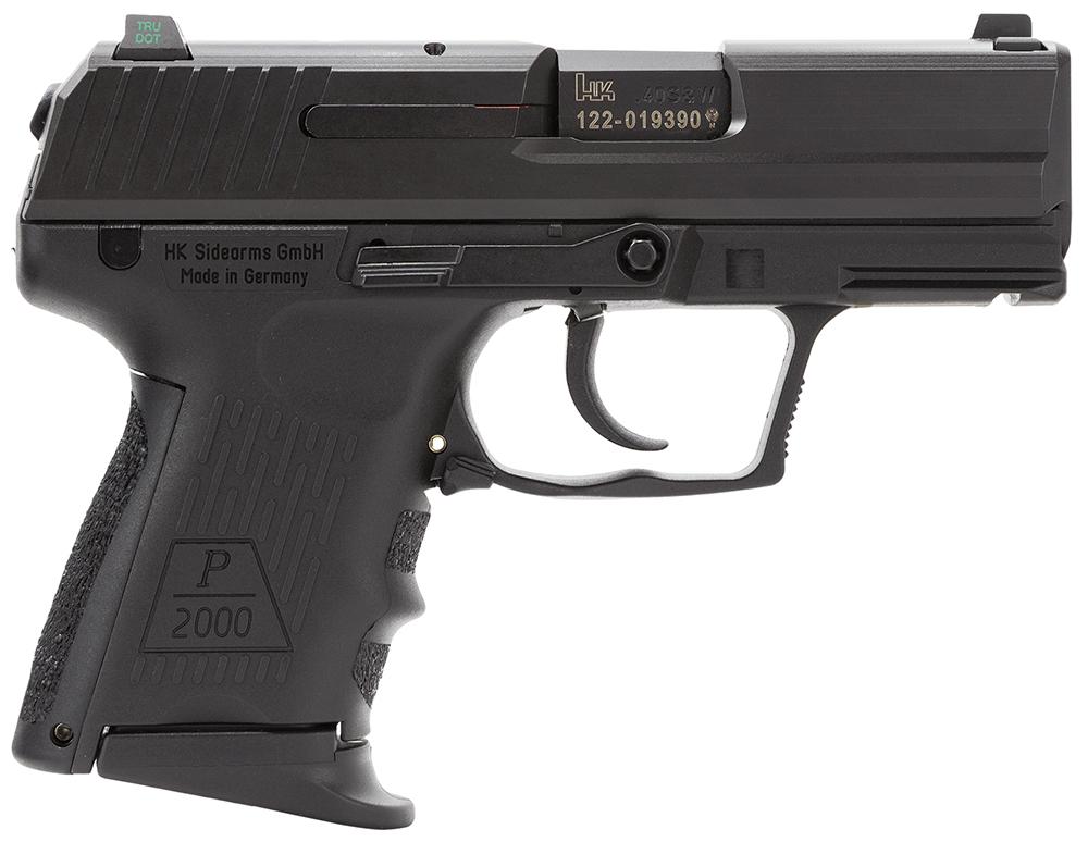 HK 704302LEA5 P2000SK V2 LEM *CA Compliant*  40 Smith & Wesson (S&W) Double 3.26