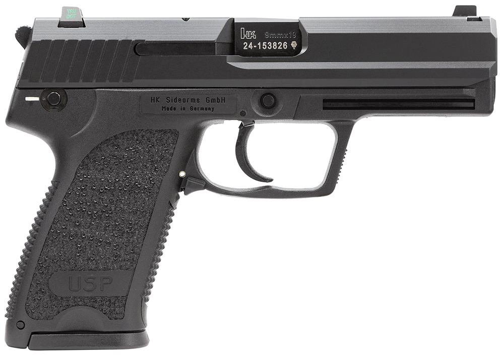 HK 81000308 USP V1 9mm Luger 4.25