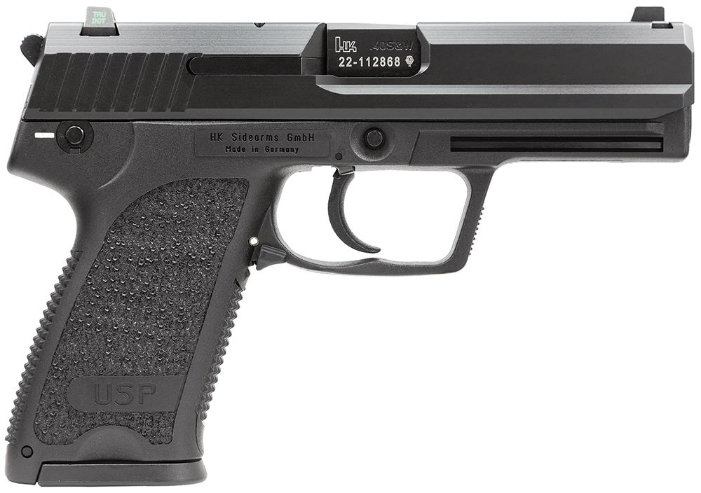 HK 81000337 USP Compact V1 40 S&W 3.58