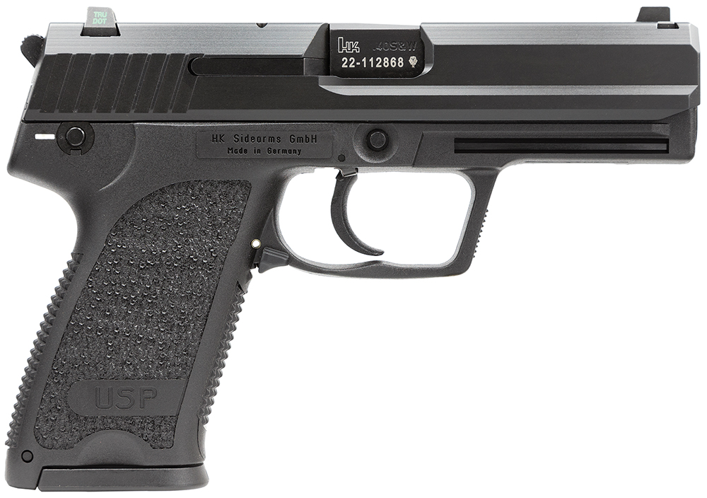 HK 81000315 USP V1 40 S&W 4.25