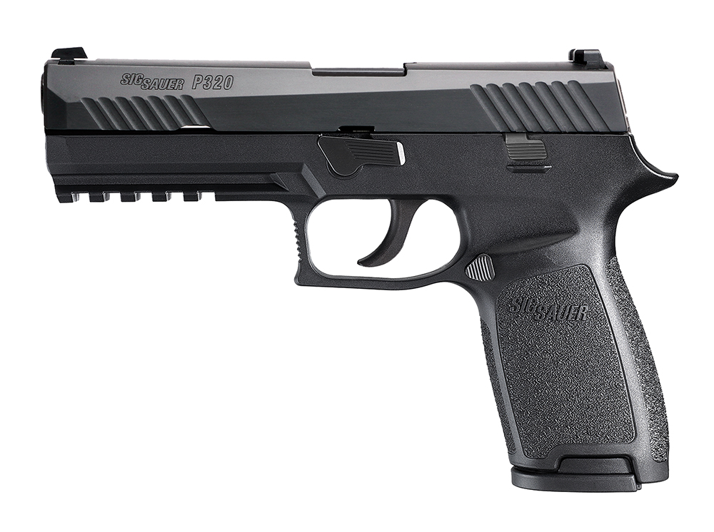 Sig Sauer 320F40BSS P320 Full Size Double 40 Smith & Wesson (S&W) 4.7