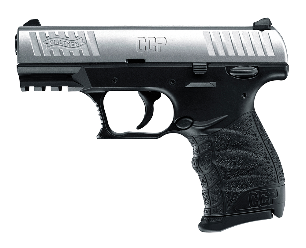 Walther Arms 5080301 CCP 9mm  9mm Luger Single 3.54