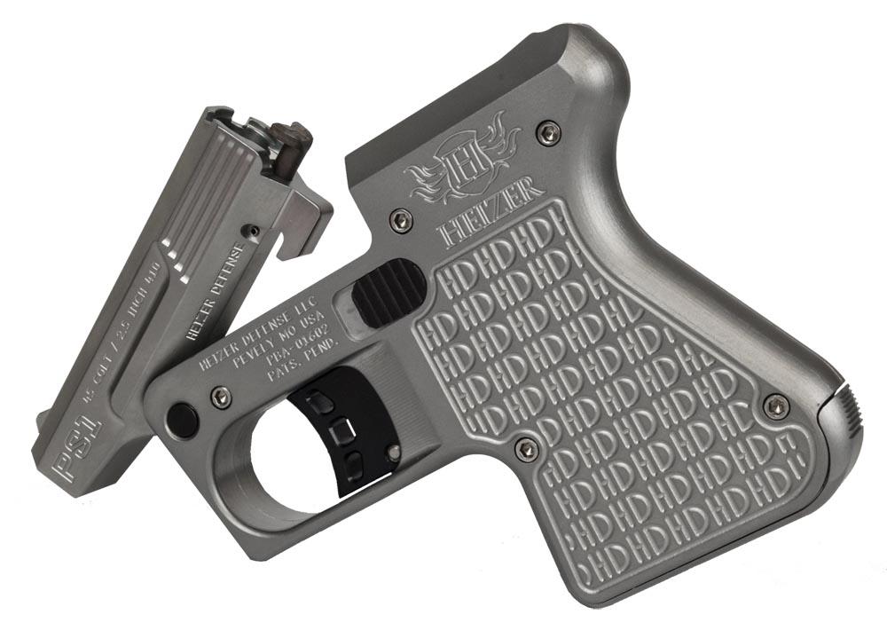 Heizer PS1SS PS1 Pocket Shotgun Pistol Single 45 Colt (LC)/410 Gauge 3.5