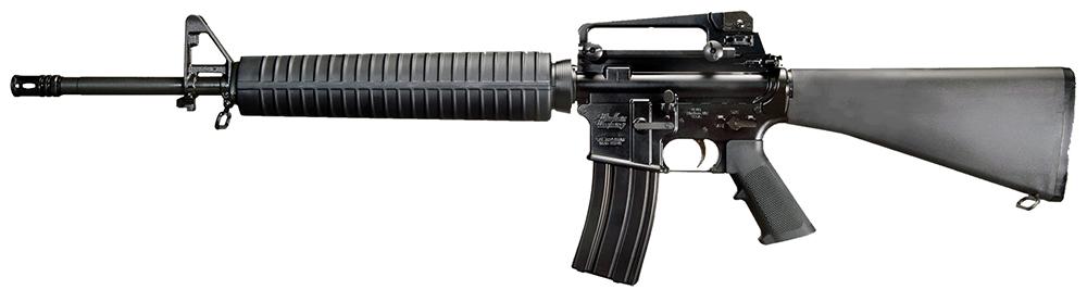 Windham Weaponry R20GVTA4S7 M4A4 A1 Government 223 Rem,5.56 NATO 20