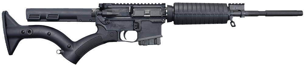 Windham Weaponry R16M4FTTCFIN WW-CF Carbon Fiber SRC-THD Semi-Automatic 223 Remington/5.56 NATO 16