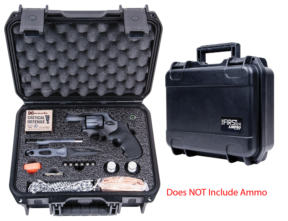Taurus 2617029F24 First 24 Kit 617 357Mag 2