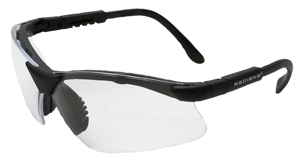 Radians RV0110CS Revelation Shooting/Sporting Glasses Black