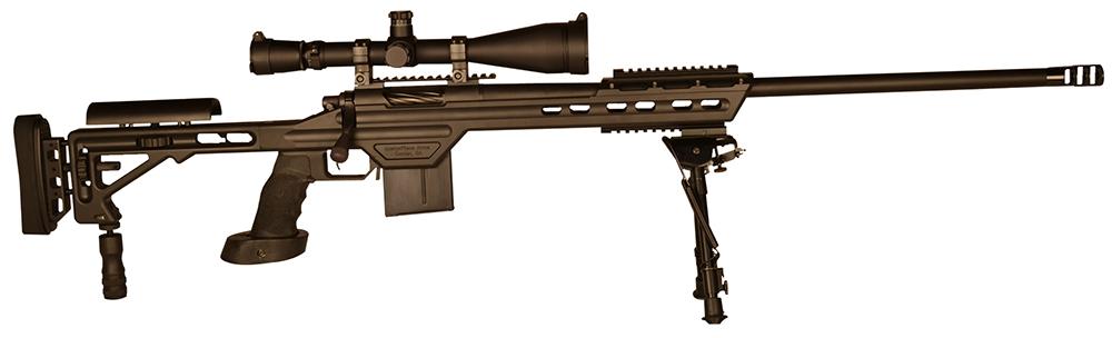 MasterPiece Arms 308BABLK Bolt Action 308 Win/7.62 NATO 24