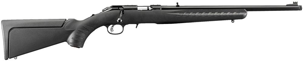 Ruger 8324 American Rimfire Compact Bolt 22 Winchester Magnum Rimfire (WMR) 18
