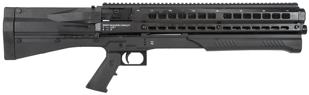 UTAS-USA PS1BM1 UTS-15 Black  Pump 12 Gauge 18.5