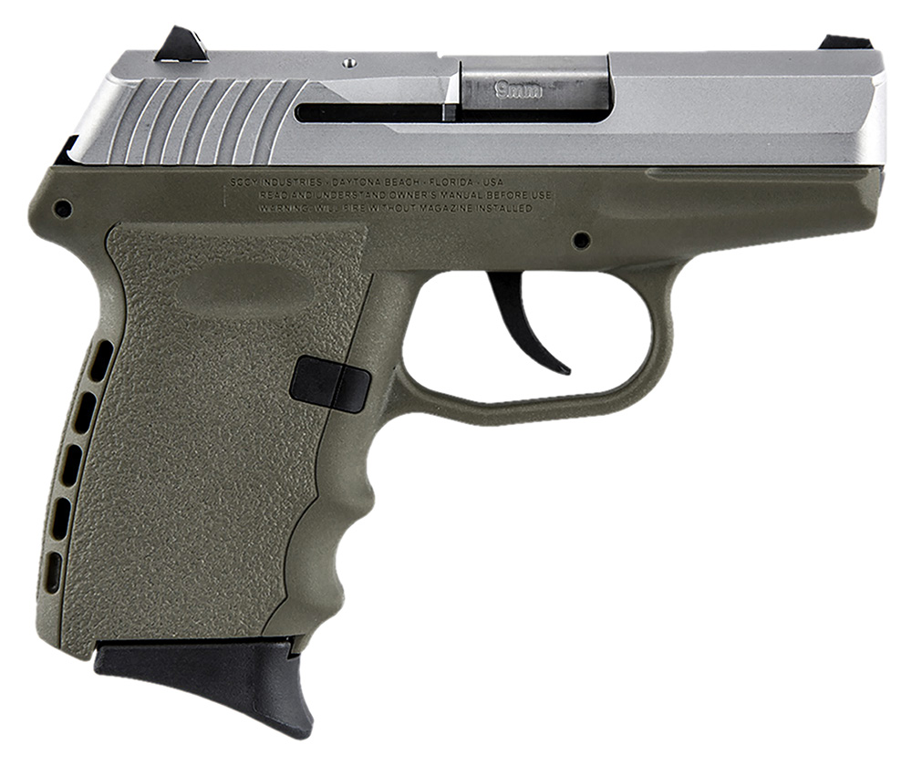 SCCY Industries CPX2TTDE CPX-2 Double 9mm 3.1