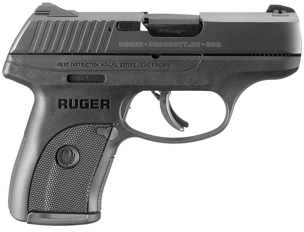 RUGER LC9S 9MM 3.1