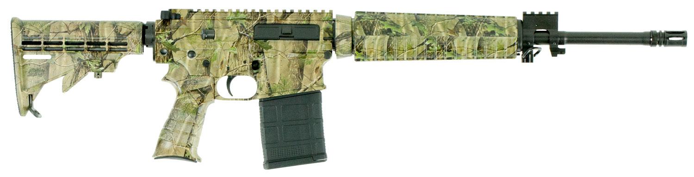 Windham Weaponry R16FTT308C3 WW-15 SRC Semi-Automatic 308 Winchester/7.62 NATO 16.5