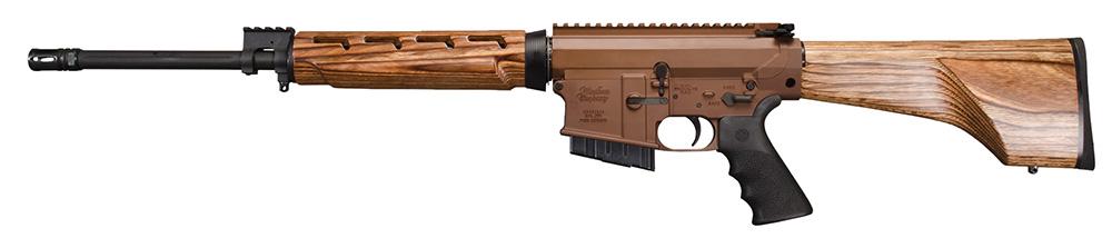 Windham Weaponry R18FFTWS2308 308 Hunter A2 Suppressor Semi-Automatic 308 Winchester/7.62 NATO 18