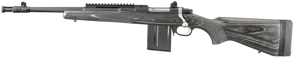 Ruger 6827 Gunsite Scout LH Bolt 223 Remington/5.56 NATO 16.1