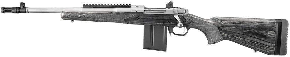 Ruger 6828 Gunsite Scout LH Bolt 223 Remington/5.56 NATO 16.1