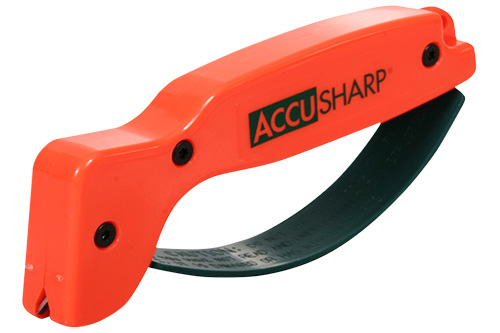 AccuSharp Knife and Tool Sharpener 014C Blaze Orange
