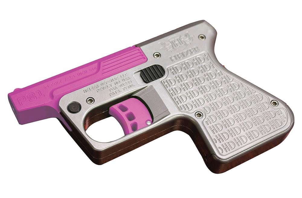Heizer PS1SSPN PS1 Pocket Shotgun Pistol Single 45 Colt (LC)/410 Gauge 3.5