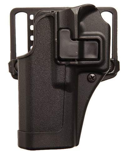 Blackhawk 410567BKL Serpa CQC Concealment LH Matte Finish Glock 42 Polymer Black