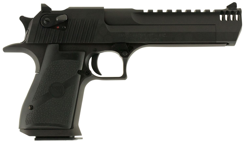 Magnum Research DE44IMB Desert Eagle Mark XIX with Muzzle Brake 44 Rem Mag 6
