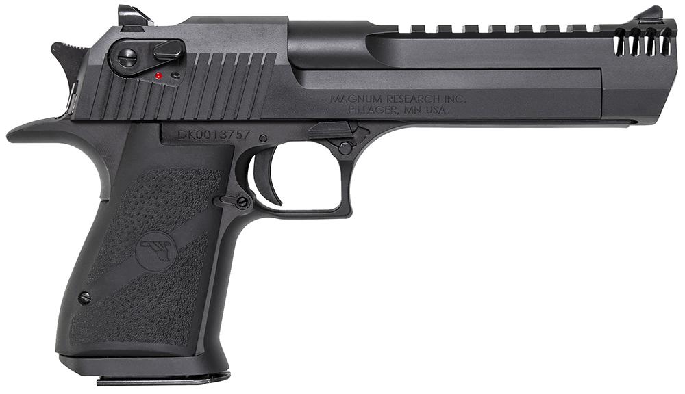 Magnum Research DE357IMB Desert Eagle Mark XIX with Muzzle Brake 357 Mag 6
