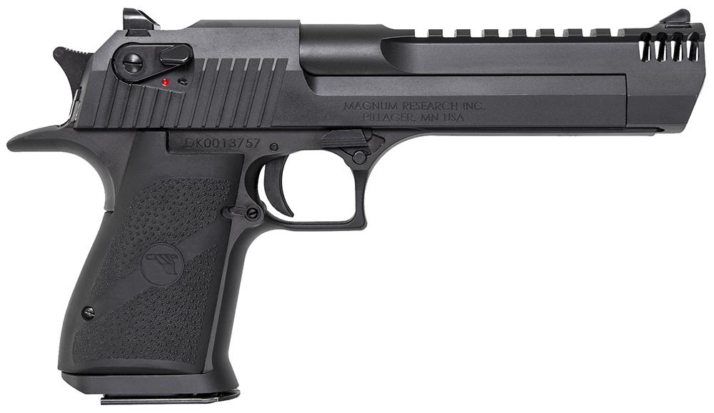Magnum Research DE50IMB Desert Eagle Mark XIX with Muzzle Brake 50 AE 6