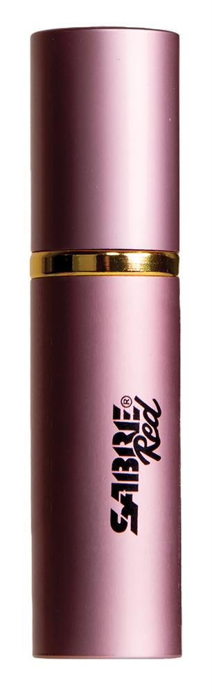 Sabre LS22US Pink Lipstick Pepper Spray 10 Bursts .75oz 10ft Pink