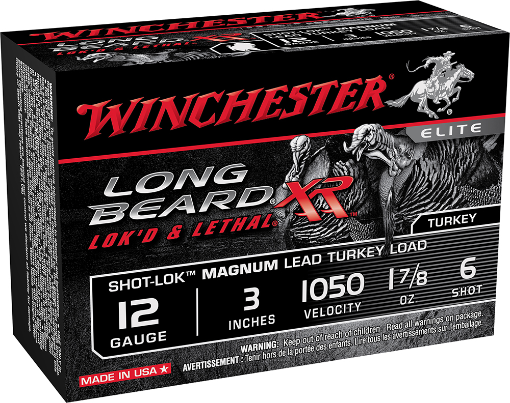 Winchester Ammo STLB123M6 Long Beard XR 12 Gauge 3