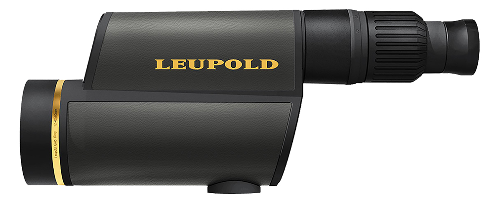 Leupold 120373 Gold Ring 12-40x 60mm 168 - 52 ft @ 1000 yds 30mm Shadow Gray