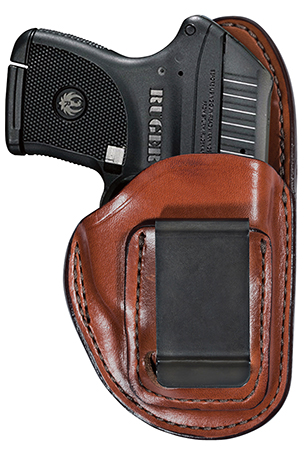 Bianchi 25308 100 Professional Kahr P380/Ruger LCP 380 Leather Tan