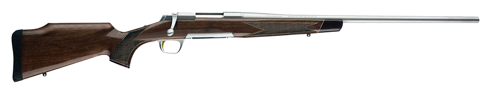 Browning 035217229 X-Bolt RMEF White Gold 300 Win Mag 3+1 26