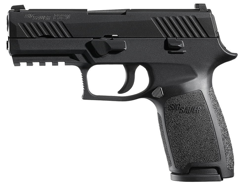 Sig Sauer 320CA357BSS P320 Carry Double 357 Sig 3.9