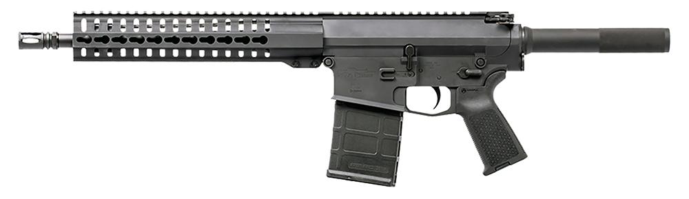 CMMG 38A923E MK3 K AR Pistol Semi-Automatic 308 Winchester/7.62 NATO 12.5