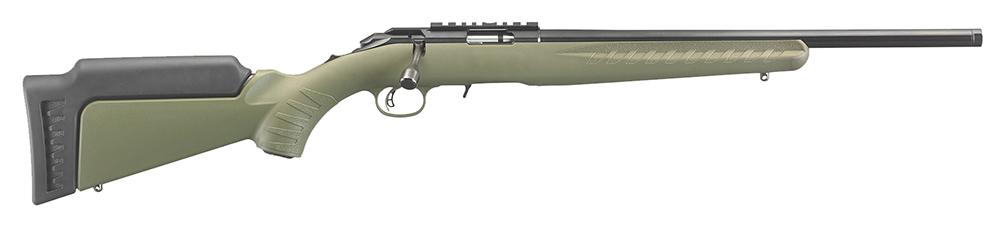 Ruger 8335 American Rimfire Standard Bolt 22 Winchester Magnum Rimfire (WMR) 18