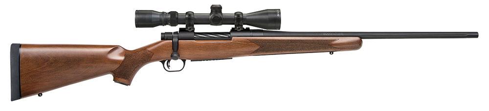 Mossberg 27891 Patriot with Scope Bolt 30-06 Springfield 22