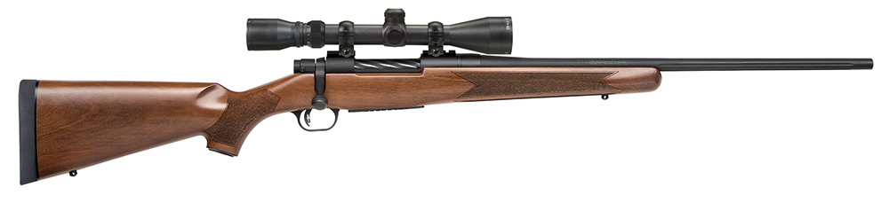 Mossberg 27901 Patriot with Scope Bolt 300 Win Mag 22
