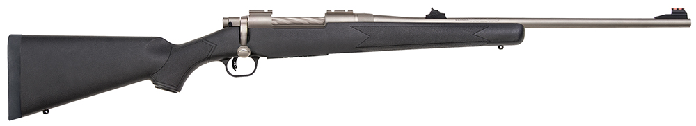 Mossberg 27930 Patriot Synthetic Marinecote Bolt 375 Ruger 22
