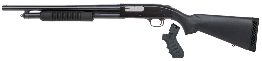 Mossberg 59817 500 L-Series LH Pump 12ga 18.5