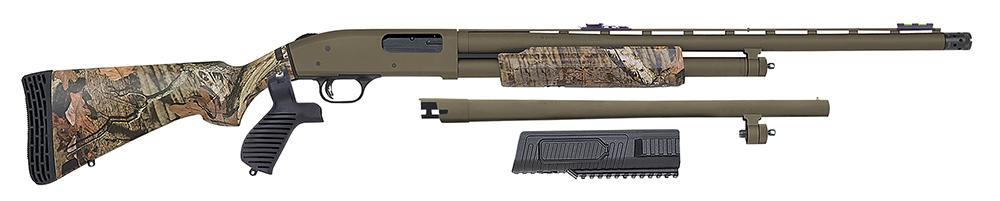 Mossberg 55114 500 FLEX Pump 12 Gauge 24