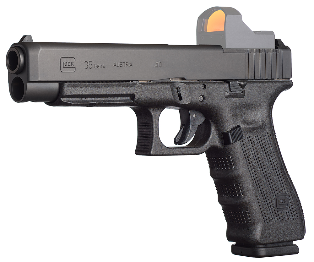Glock PG3530103MOS G35 Gen 4 MOS Double 40 Smith & Wesson (S&W) 5.31
