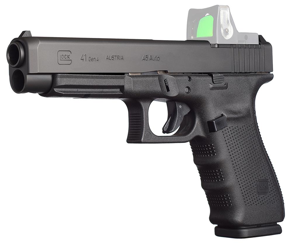 Glock PG4130101MOS G41 Gen 4 MOS 45 ACP Double 45 Automatic Colt Pistol (ACP) 5.31