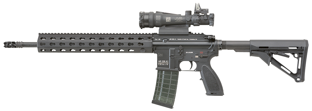 MR556 COMPETITION 5.56MM 16.5 - CR556-A1 | 30+1
