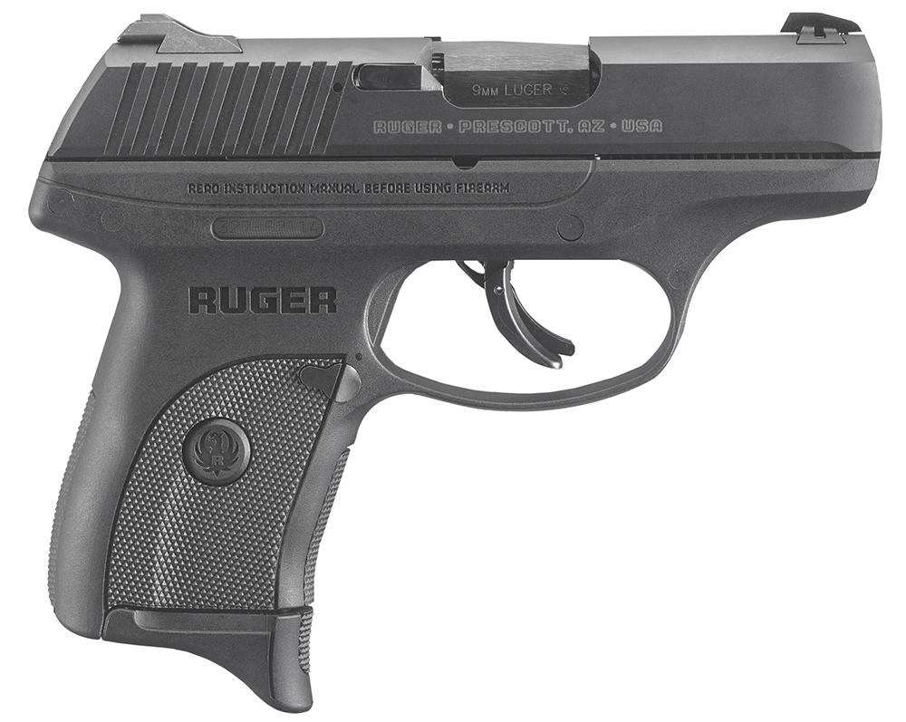 Ruger 3248 LC9s Pro Double 9mm Luger 3.12