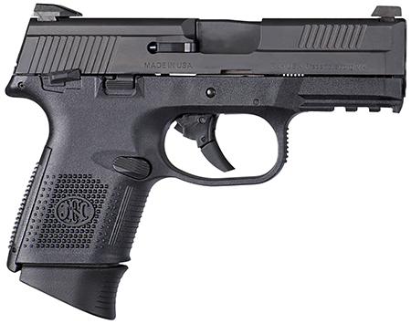 FN 66782 FNS 40 Compact  DA 40 S&W 3.6