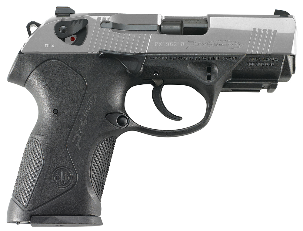 Beretta USA JXC9F51 Px4 Storm Compact Inox Single/Double 9mm Luger 3.27
