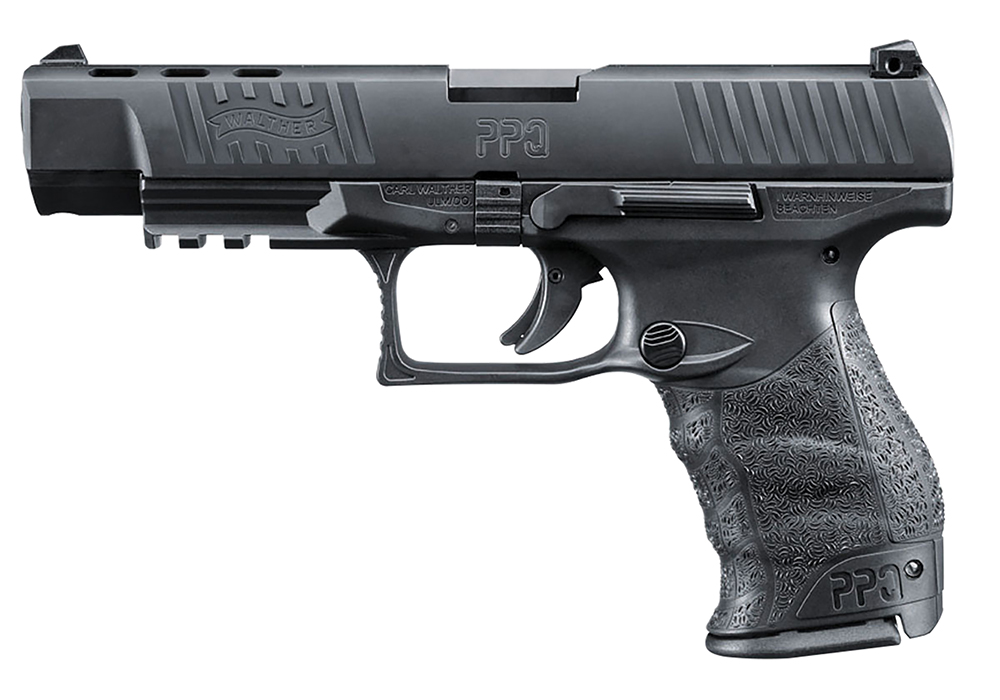 Walther Arms 2796105 PPQ M2  40 S&W 5