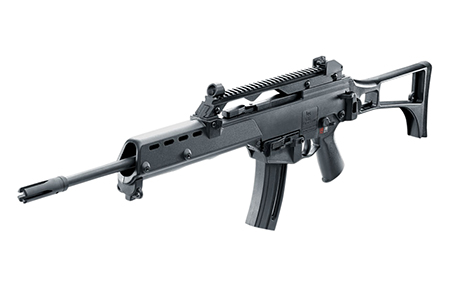 Walther Arms 5730300 HK Replica G36 Semi-Automatic 22 Long Rifle (LR) 18.1